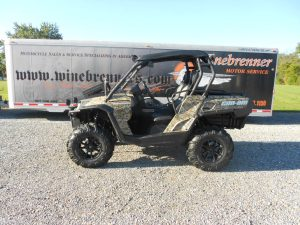 2015 CAN AM COMMANDER 1000XT – $12500.00