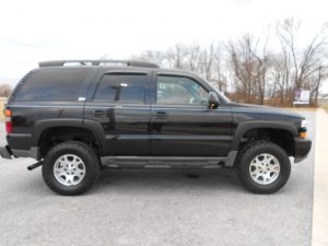 2002 CHEVROLET TAHOE Z71-$4900-PRICE REDUCED