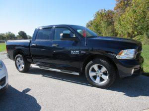 2014 DODGE RAM 1500 CREW CAB 4X4-$18900