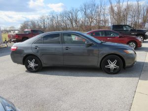 2007 TOYOTA CAMRY LE-$3900