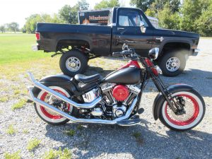 2009 Thunder Mountain Custom – $18500