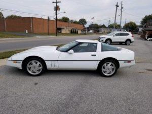 1989 Chevy Corvette – $7900