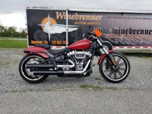 2019 Harley-Davidson® FXBRS Softail® Breakout® 114 – $20500