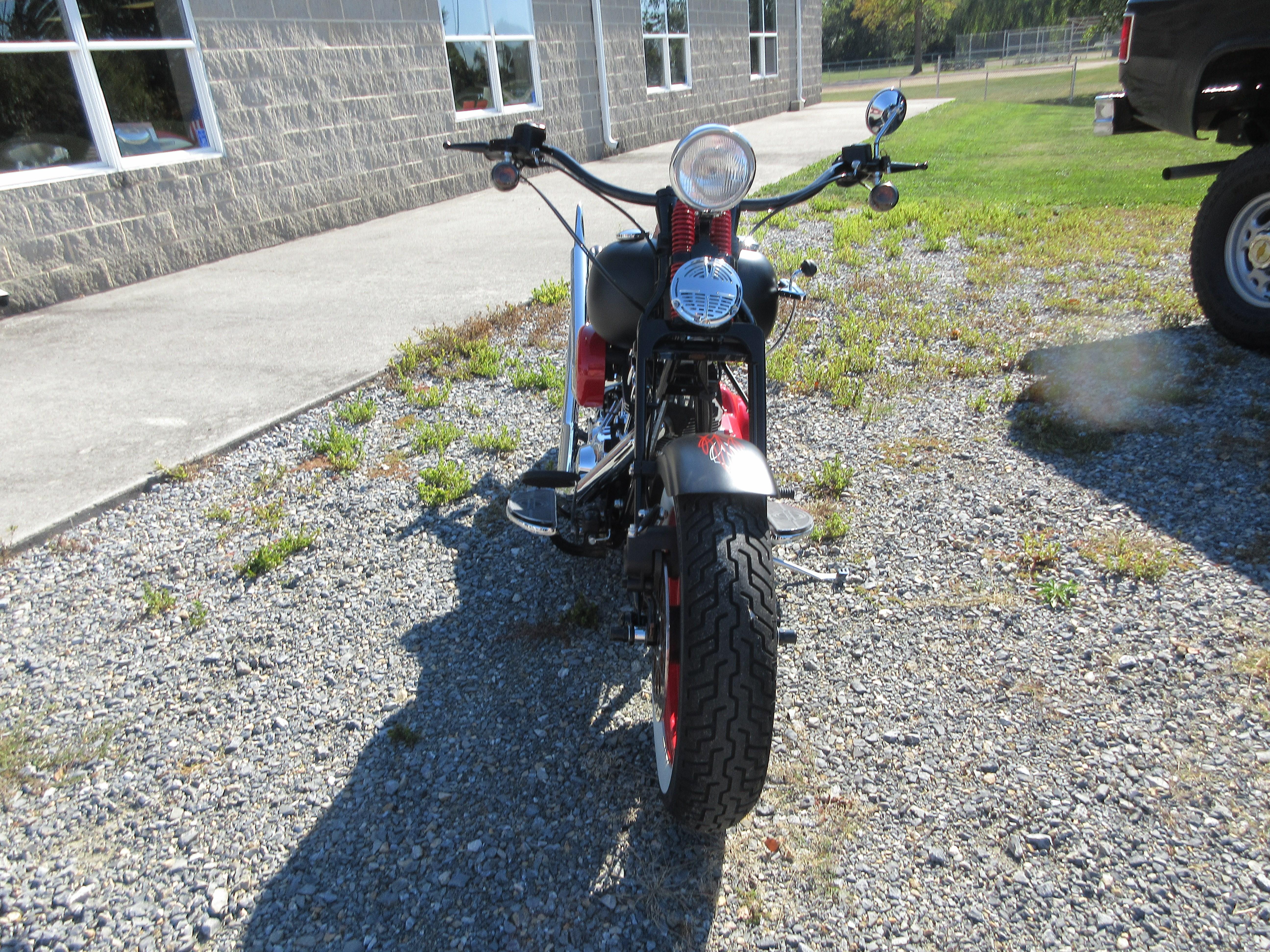 2008 Harley-Davidson® FXDWG-ANV Dyna® Wide Glide® Anniversary – $12500