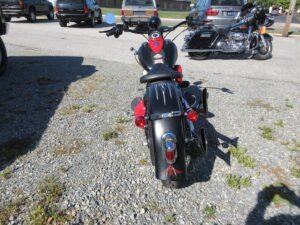 2010 Harley-Davidson® FLSTF Softail® Fat Boy® – $10900