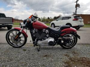 2005 Harley-Davidson® VRSCSE Screamin' Eagle® V-Rod® – $10900