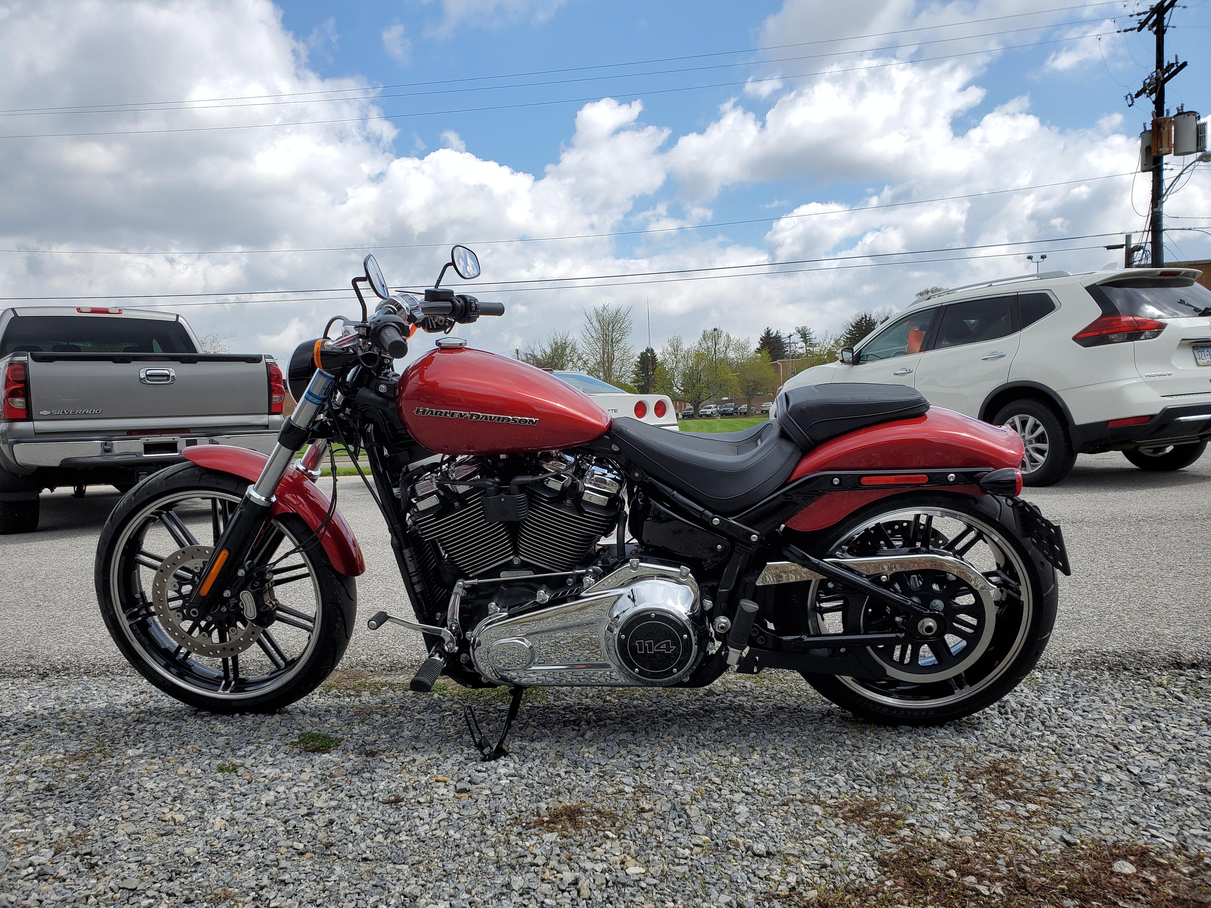 2008 Harley-Davidson® FLHX Street Glide® – $11900