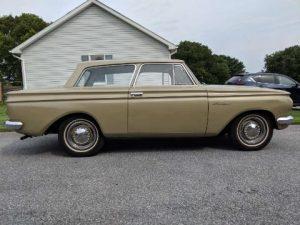 1963 RAMBLER-$8200